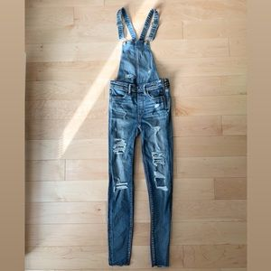 American Eagle Outfitters Jegging Overalls